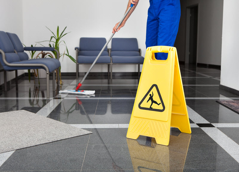 day porter cleaning services